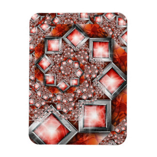 Blood jewels Premium Magnet