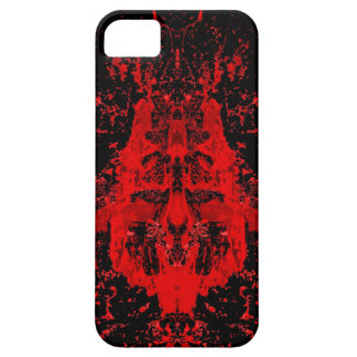 Blood King Mask of Horror iPhone SE/5/5s Case