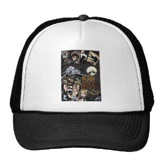 Blood Kiss Official Artwork Trucker Hat