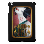 Blood Kiss Official Poster iPad Mini Cases