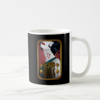 Blood Kiss Official Poster Classic White Coffee Mug