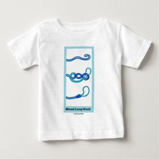 Blood Loop Knot (Knotology) Baby T-Shirt