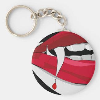 Blood Lust Keychain