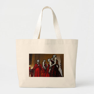 Blood Mascarade Canvas Bags