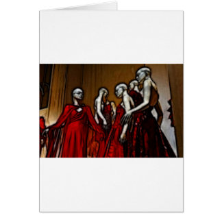 Blood Mascarade Card