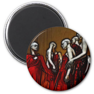 Blood Mascarade Magnet