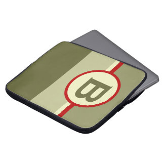 Blood Money  - Monogram Laptop Sleeves