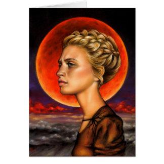 Blood Moon Card