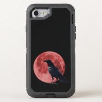 Blood Moon Crow iPhone Defender