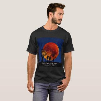 Blood Moon Lunar Eclipse 2018 T-Shirt