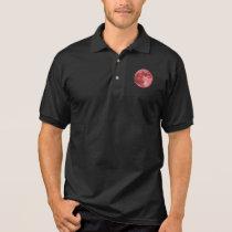 Blood Moon Polo Shirt