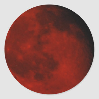 Blood Moon Stickers