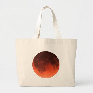 Blood Moon Tetrad Large Tote Bag