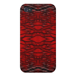 Blood Network Cover For iPhone 4