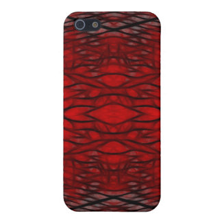 Blood Network iPhone 5 Cover