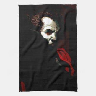 Blood of Darkness Kitchen Towels