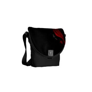 Blood of Darkness Messenger Bag