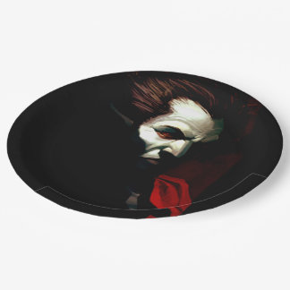 Blood of Darkness Paper Plate
