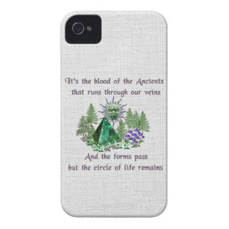 Blood Of The Ancients iPhone 4 Cover