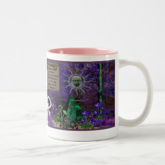 Blood Of The Ancients Two-Tone Coffee Mug