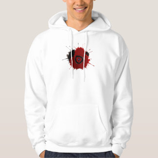 Blood, Oil and Poppies Hooded Pullover