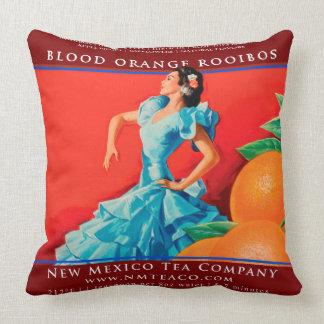 Blood Orange Rooibos Pillow