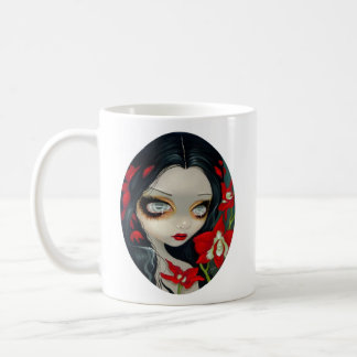 """Blood Orchid"" Mug"