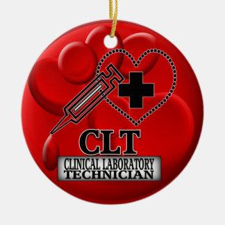 BLOOD ORNAMENT CLT  CLINICAL LABORATORY TECH