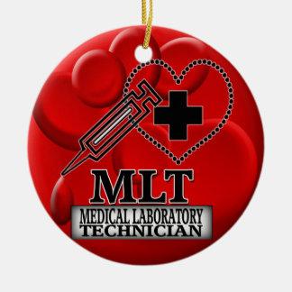 BLOOD ORNAMENT MLT - MEDICAL LABORATORY TECHNICIAN