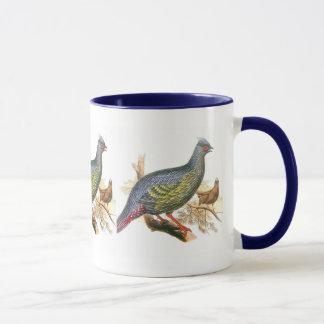 Blood Pheasant Mug