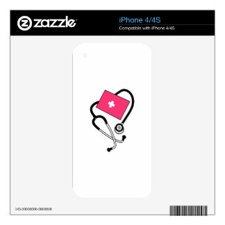 Blood Pressure Cuff Skins For The iPhone 4