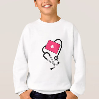 Blood Pressure Cuff Sweatshirt