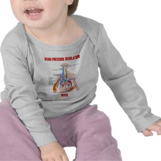 Blood Pressure Regulation Inside (Anatomical) T Shirt
