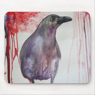 Blood Raven Mouse Pad