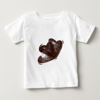 Blood Red Hearts Baby T-Shirt