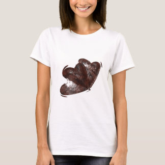 Blood Red Hearts T-Shirt