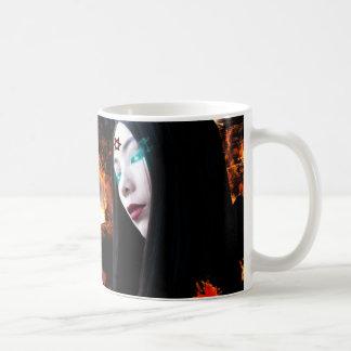 Blood Red Mug