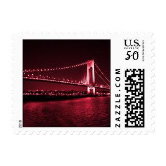 Blood Red Narrows stamp