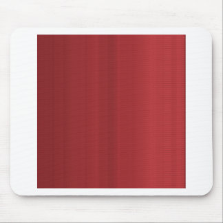 Blood RED Shades Stripes Mouse Pad