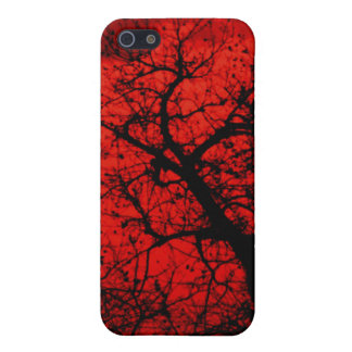 blood red sky cover for iPhone SE/5/5s