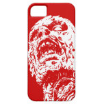 Blood Red Zombie iPhone 5  Case Sleeve iPhone 5/5S Case