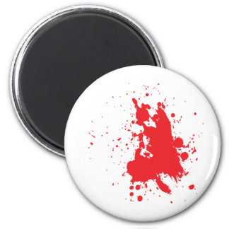 blood refrigerator magnets