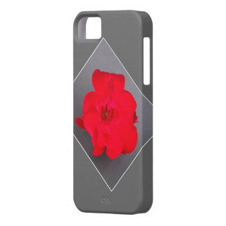 BLOOD ROSE Case-Mate Barely There iPhone 5 5S Case
