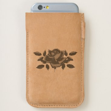 Blood Rose iPhone 6/6S Case