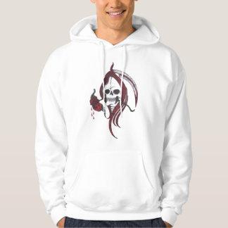 Blood Rose Reaper Hoodie