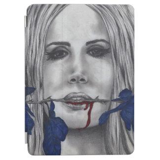Blood Roses Vampire Original Art iPad Air Cover