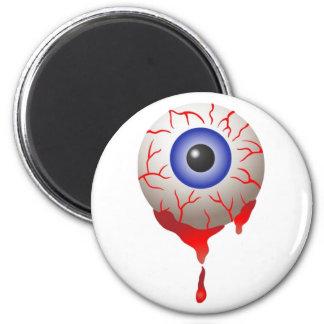 Blood Shot Eye Magnet