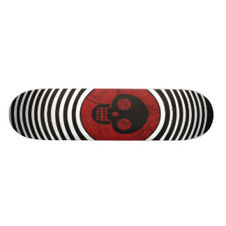 Blood Shot Skateboard Deck