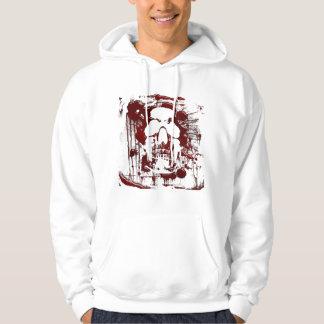 Blood Skull #2 Hoodie