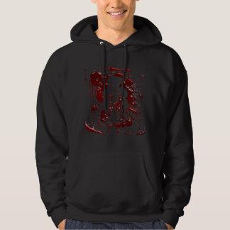 Blood Skull Hoodie